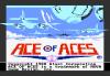 Ace Of Aces - Atari 7800
