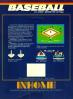 Baseball - Atari XE