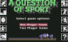 A Question of Sport - Commodore 64