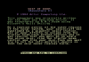 Adventure C : Ship of Doom - Commodore 64