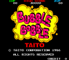 Bubble Bobble - Family Computer Disk System