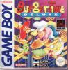 BurgerTime Deluxe - Game Boy
