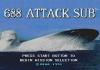688 Attack Sub - Mega Drive - Genesis
