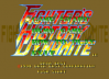 Fighter's History Dynamite - Neo Geo-CD