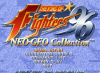 The King of Fighters '96 : Neo-Collection - Neo Geo-CD