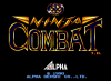 Ninja Combat : Ninja Action Game - Neo Geo-CD
