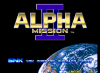 Alpha Mission II - Neo Geo-CD