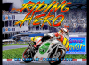Riding Hero : Real Racing Game - Neo Geo-CD