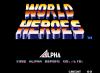 World Heroes : Super Battle Action - Neo Geo-CD