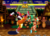 World Heroes 2 : Battle of the Neo-Heroes - Neo Geo-CD