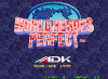 World Heroes Perfect : The Ultimait Heroes - Neo Geo-CD