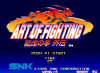 Art of Fighting : Ryuuko no Ken Gaiden   - Neo Geo-CD