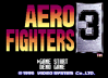 Aero Fighters 3 - Neo Geo-CD