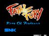 Fatal Fury - Neo Geo-CD