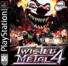 Twisted Metal 4 - Playstation