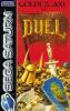 Golden Axe : The Duel - Saturn