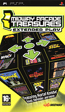 Midway Arcade Treasures : Extended Play