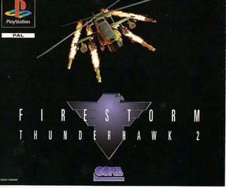 Firestorm : Thunderhawk 2
