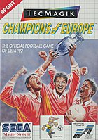Champions of Europe - the Official Football Game of UEFA ' 92