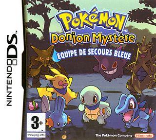 Pokemon Donjon Mystere : Equipe De Secours Bleue