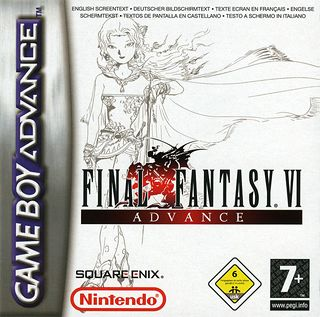 Final Fantasy VI : Advance