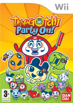 Tamagotchi Party On !