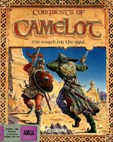 Conquests of Camelot : The Search for the Grail