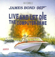 Ian Fleming's James Bond 007 : Live & Let Die - The Computer Game