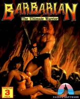 Barbarian : The Ultimate Warrior