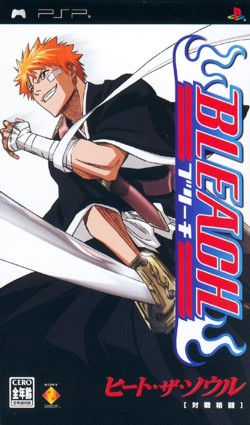 Bleach : Heat the Soul
