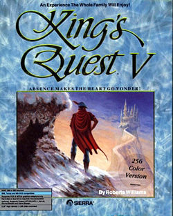 Kings Quest V : Absence Makes the Heart go Yonder