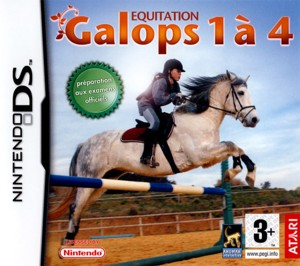 Equitation Galops 1 A 4