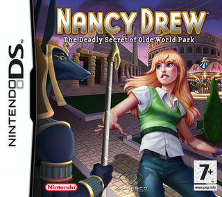 Nancy Drew And The Deadly Secret Of Olde World Park
