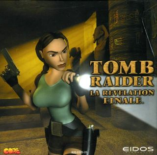 Tomb Raider 4 : La Revelation Finale