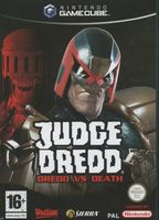 Judge Dredd vs Judge Death