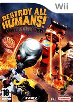 Destroy All Humans! Lachez Le Gros Willy !