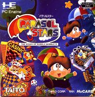 Parasol Stars : The Story of Bubble Bobble III