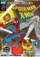 Spider-Man / X-Men : Arcade's Revenge
