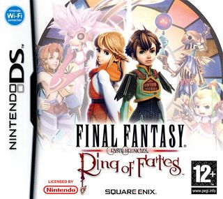 Final Fantasy Cristal Chronicles :  Ring of Fates