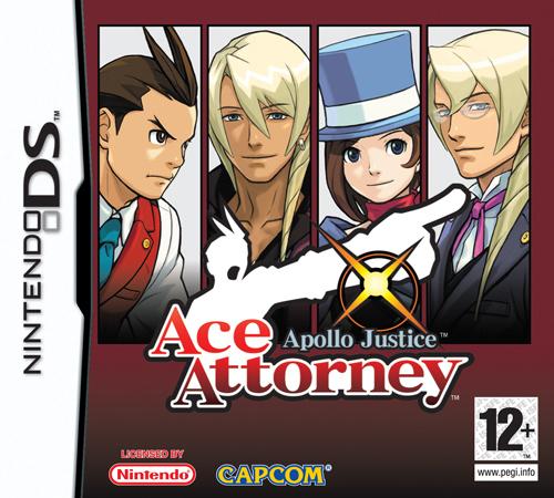 Ace Attorney : Apollo Justice