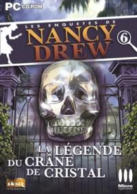 Nancy Drew : La légende du crane de cristal