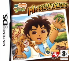 Go Diego ! Mission Safari !