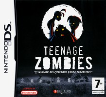 Teenage Zombies : l'invasion des Cerveaux Extra-etrrestres