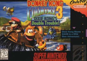 Donkey Kong Country 3 : Dixie Kong's Double Trouble!