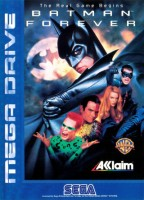 Batman Forever : The Real Game Begins