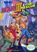 Ikari Warriors III : The Rescue