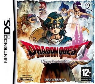 Dragon Quest IV : L'Epopee des Elus