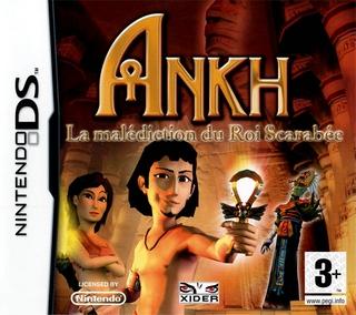 Ankh : La Malediction du Roi Scarabée