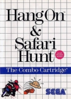 Hang On & Safari Hunt : The Combo Cartridge
