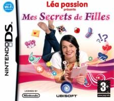 Léa Passion Presente Mes Secrets de Filles